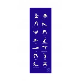 Tapis de Yoga à motifs - YogaMat