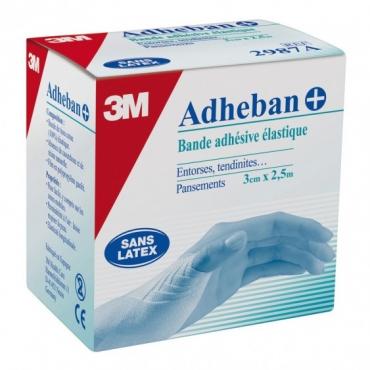 Bande de strapping Adheban - 3cm x 2.5m