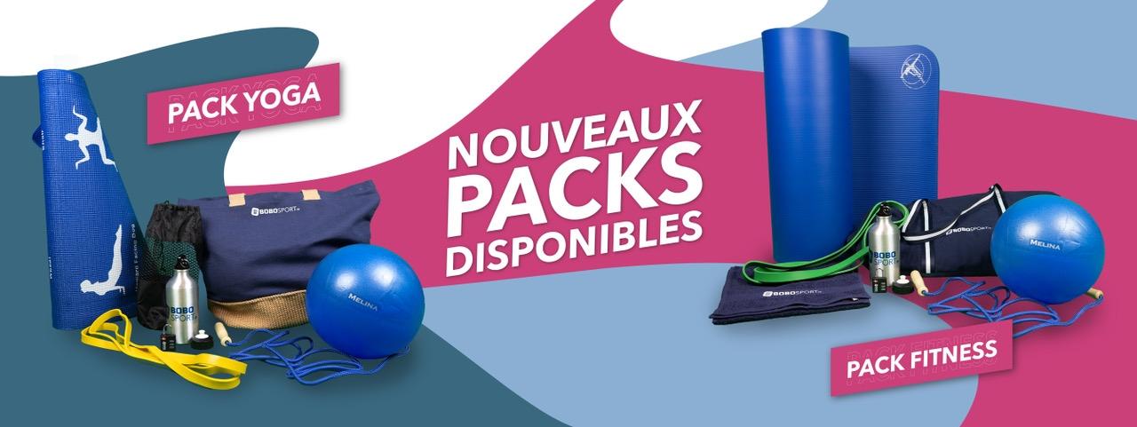Découvrez nos 2 nouveaux Packs Bobo Sport !